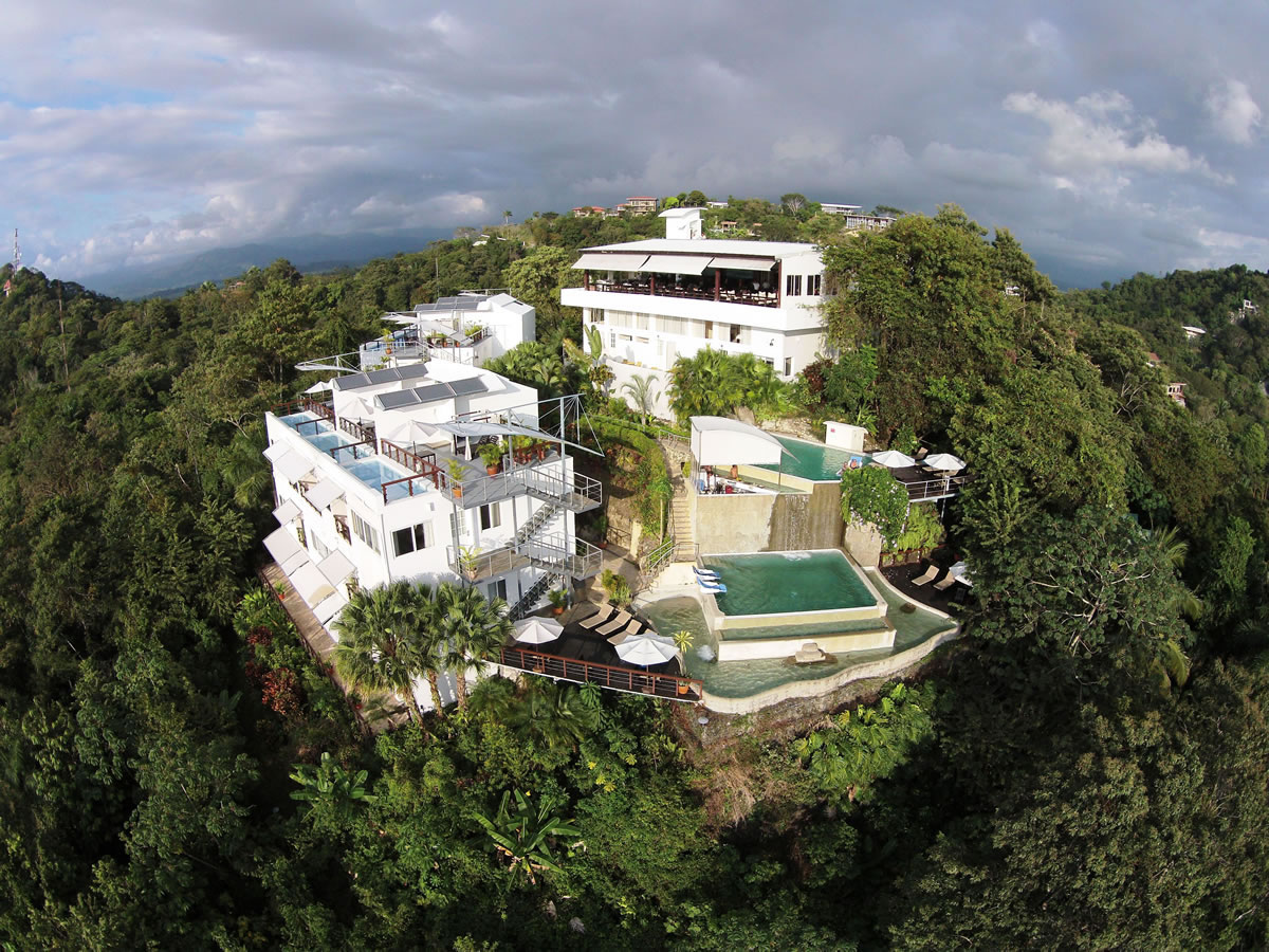 Transfers to Hotel and Reserve Gaia Manuel Antonio